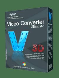 Wondershare Video Converter Ultimate 12.0.5 Crack