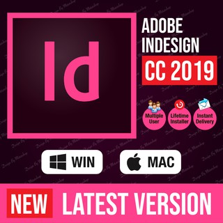 Adobe InDesign CC 2019 Build 14.0.3.413 Crack