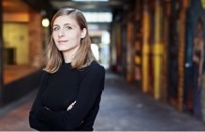 Novelist Eleanor Catton, author of The Rehearsal