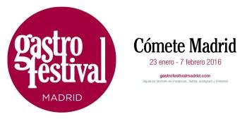 Gastrofestival en Madrid