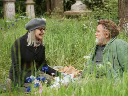 Una cita en el Parque Diana Keaton
