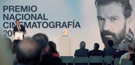 Antonio Banderas en el Festival de San Sebastían
