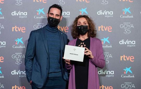 Nominados 35 Premios Goya