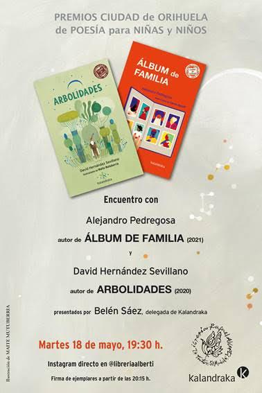 Álbum de familia y Arbolaridades