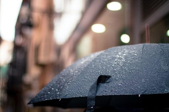 mirada de lluvia