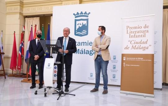 Fallo Premio Literatura Infantil Ciudad de Málaga
