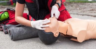 cursos de primeros auxilios
