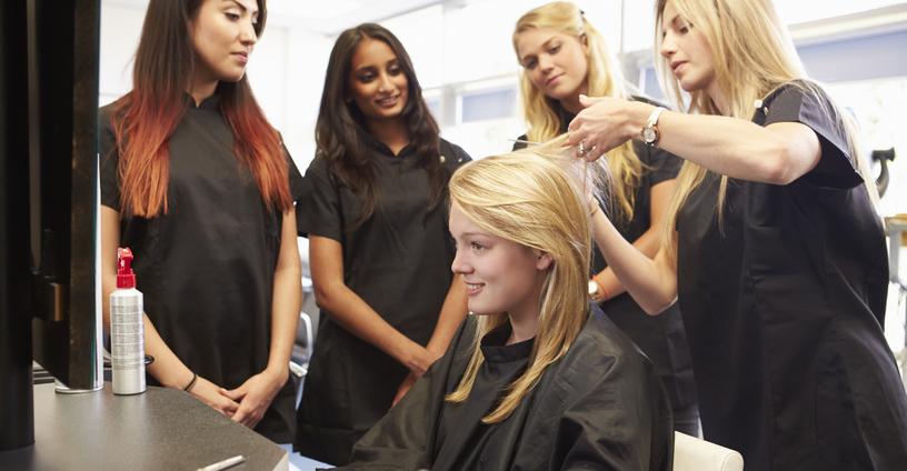curso de peluquería y estética gratis