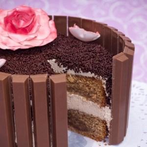foto de tarta de chocolate