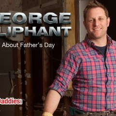 NBC's George Oliphant Talks About Father's Day