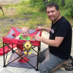 KidCo Go-Pod Portable Activity Seat Review