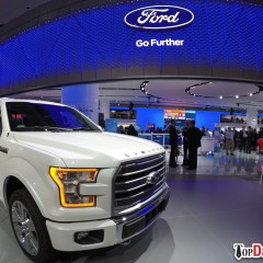 2016 North American International Auto Show #fordnaias