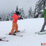 A Look At Kids Ski Lessons on Mount Seymour