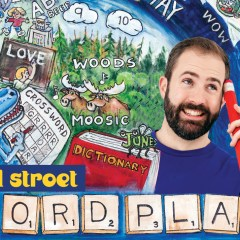 Will Stroet Wordplay Album Release Concert Ticket Giveaway!