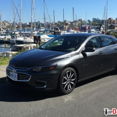 2016 Chevrolet Malibu – A Day of Adventure, Review & Road Tests