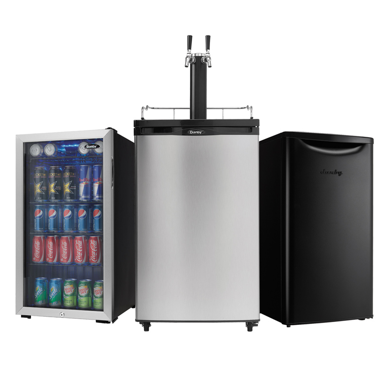 Danby Mini Fridge & Kegerator