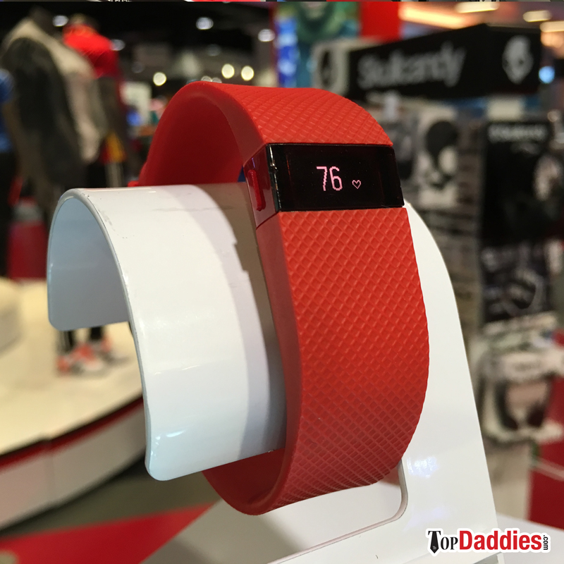 Sport Chek Father's Day Ideas - FitBit