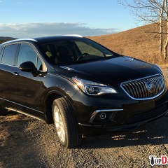 2017 Buick Envision Top Features