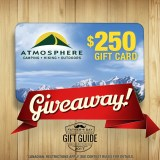 Father's Day Giveaway | $250 Gift Card to Atmosphere!