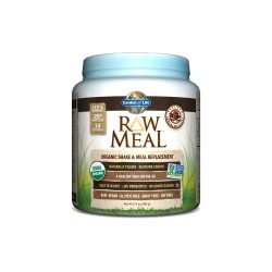 Garden of life raw meal - Garden of life raw organic meal chocolate ...