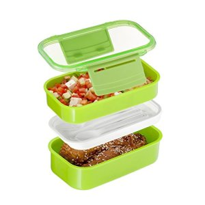 3-Compartment-Food-Container-Designed-with-Style-Stackable-Lunch-Container-Bento-Lunch-Box-Container-Is-Microwave-and-Dishwasher-Safe-3-Different-Size-Compartments-Lunch-Tray-with-Lid-Divided-Plate-In-0