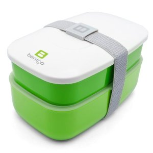 Bentgo-All-in-One-Stackable-LunchBento-Box-Green-0