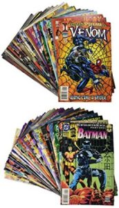 Book-Lot-50-Comics-Good-Condition-various-distributors-0
