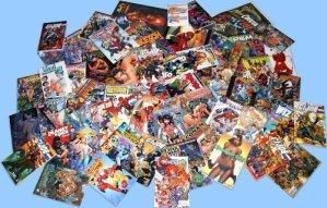 Comic-Book-Grab-Bag-25-Comics-Mostly-1990s-Era-0