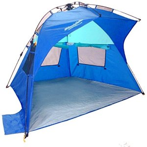 EasyGo-Shelter-Instant-Easy-Up-Beach-Umbrella-Tent-Sun-Sport-Shelter-0