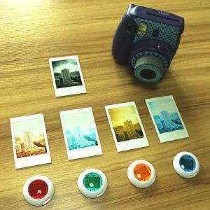 CAIUL-7-in-1-Fujifilm-Instax-Mini-8-Instant-Film-Camera-Accessories-Bundles-Blue-Instax-Mini-8-Case-Mini-Album-Close-up-Selfie-Lenscolors-Close-up-Lens-Wall-Hang-Framesfilm-Frame-Film-Stickers-0-1