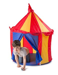 Childrens-Indoor-Play-Tent-CIRCUS-TENT-Great-Gift-for-Kids-0