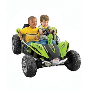 Fisher-Price-Power-Wheels-Green-Dune-Racer-0