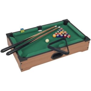 Mini-Table-Top-Pool-Table-with-Cues-Triangle-and-Chalk-1-0
