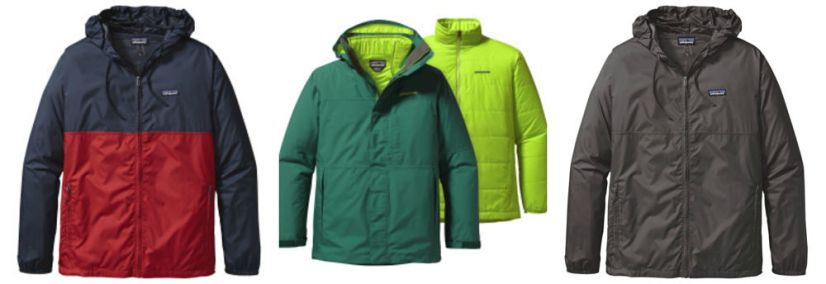 top deals on patagonia JACKETS