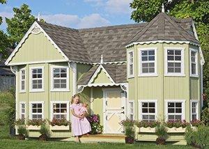 Little-Cottage-Company-Saras-Victorian-Mansion-DIY-Playhouse-Kit-8-x-16-0