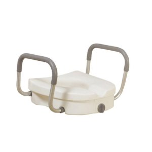 Drive-Medical-Raised-Toilet-Seat-with-Removable-Padded-Arms-Standard-Seat-0