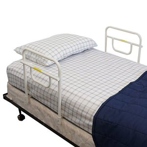 MTS-Medical-Supply-Double-Security-Bed-Rail-18-Inch-0