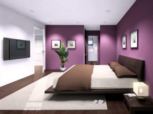 peinture chambre quelle couleur