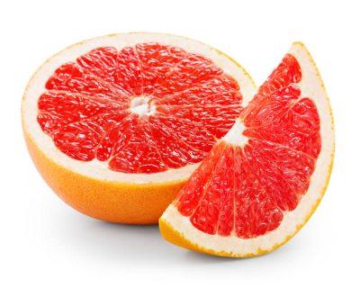 Grapefruit Ovocie s najväčším obsahom vody