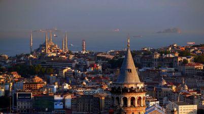 Istanbul, Turecko Najkrajšie mesto