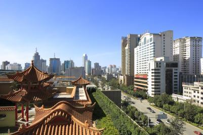 Kunming, Čína Najlepšie počasie po celý rok