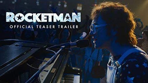 Rocketman Filmy 2019