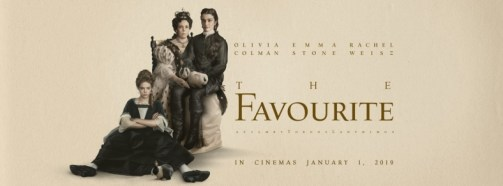 The Favourite Filmy 2019