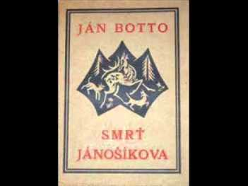Ján Botto - Smrť Jánošíkova