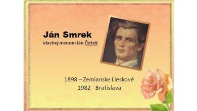 Jan Smrek – Dievča v rozkvete