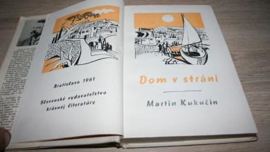 Martin Kukučín – Dom v stráni