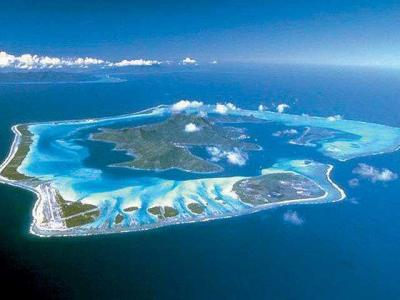 Moorea, Francúzska Polynézia