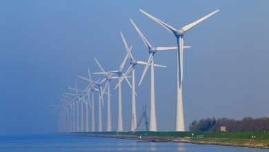 Využitie energie vetra