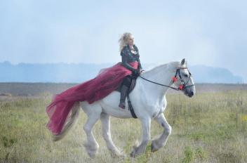 ulava od stresu jazda na koni