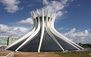 Katedrála v Brazílii